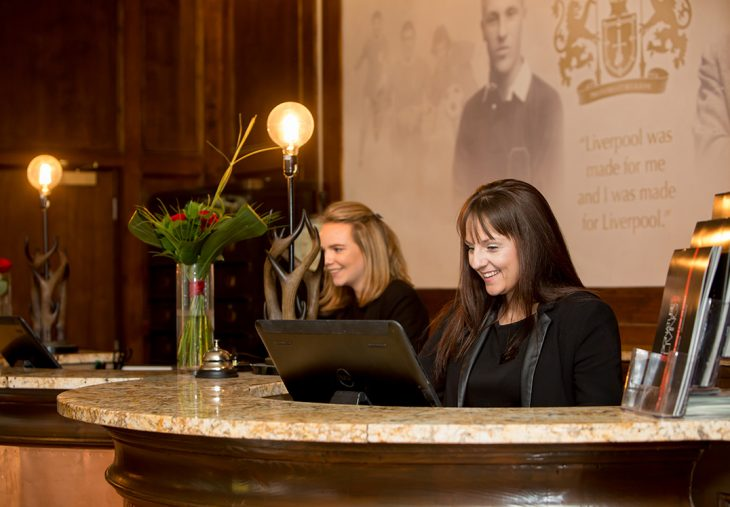 senior hotel management in belfast