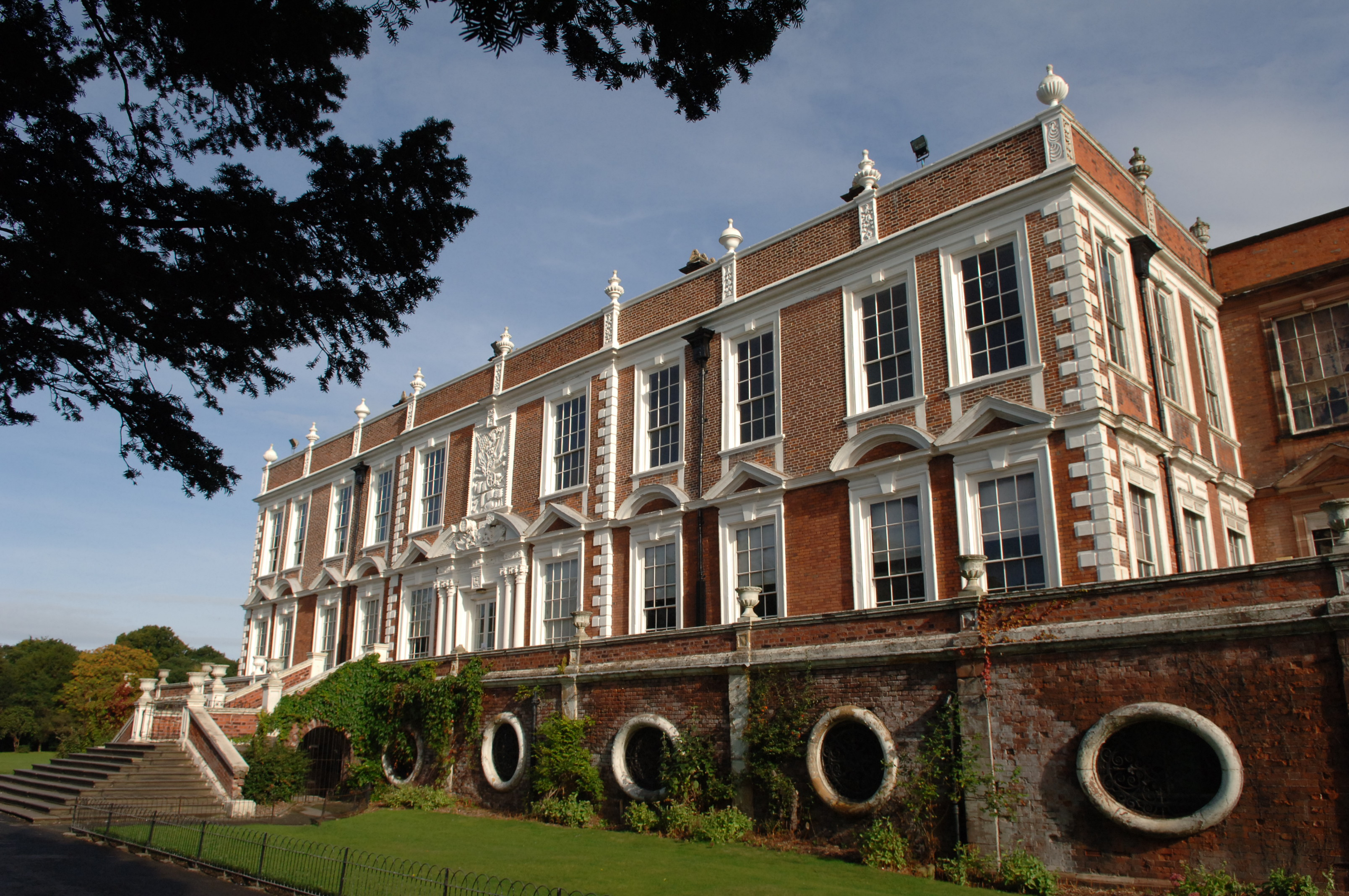 Croxteth Hall transformation