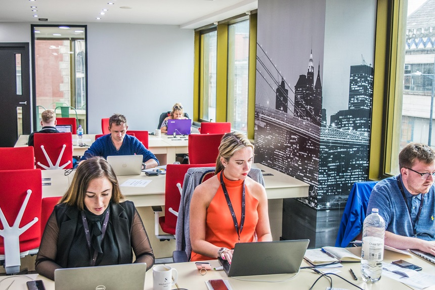 coworking space Liverpool - Signature Works