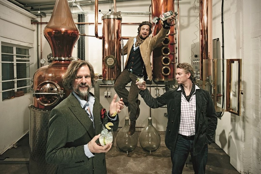 Sipsmith Tour London - Signature Living jobs